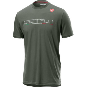 Castelli Classic T-Shirt Men forest grey